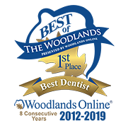 Dr. Dernick received the award for the best dentist for his standards of excellence in patient care