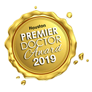 Dr. Dernick was awarded with Houston Premier Doctor Award in the year 2019